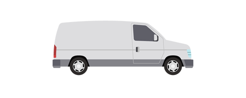 Short Wheel Based Van